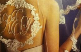 Những ý tưởng cho chữ lồng đám cưới