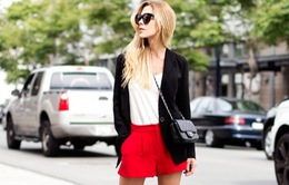 8 mẫu quần short thời trang Hè 2013