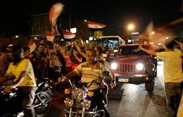 Ai Cập: Biểu tình khiến ít nhất 10 người bị thương