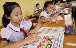 Không thay thế sách giáo khoa tiếng Anh tiểu học