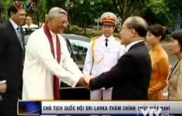 Chủ tịch Quốc hội Sri Lanka thăm chính thức Việt Nam