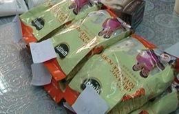 Bắt giữ vụ vận chuyển 12kg tiền chất ma túy xuyên quốc gia