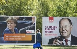 Đức bắt đầu chiến dịch tranh cử Quốc hội
