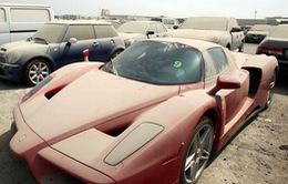 CSGT Dubai đau đầu vì vấn nạn bỏ xe sau vi phạm