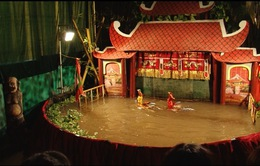 Nhà hát rối mini giữa Thủ đô Hà Nội