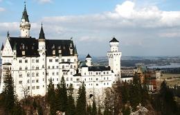 10 lâu đài tuyệt đẹp trên thế giới (P1)