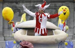 Tưng bừng mùa lễ hội hóa trang Cologne, Đức