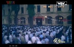 Ngược dòng ký ức: Buổi khai giảng đặc biệt của trường Chu Văn An
