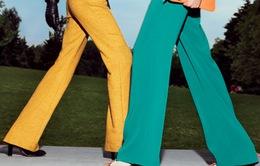 7 style đẹp với quần âu