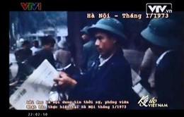 Ký ức Việt Nam: Khói bom tan trên thành phố