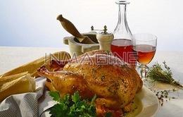 Gà tây - Món ăn không thể thiếu dịp Lễ Tạ ơn