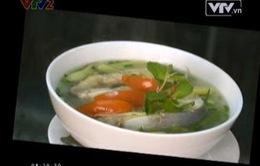 Thực đơn cuối tuần: Cá kho tộ và canh chua Nam Bộ
