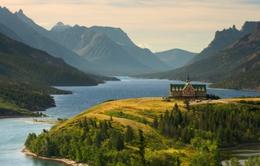 Khám phá Công viên quốc gia Waterton, Canada