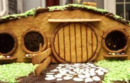 Những ngôi nhà bánh gừng thú vị trên thế giới