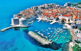 Du lịch Croatia tăng trưởng nhờ phim Cuộc chiến ngai vàng