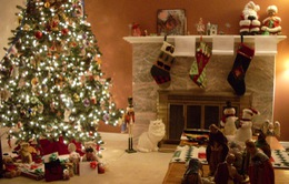 Giáng Sinh an toàn - Những điều cần lưu ý