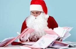 Ông già Noel năm nay nhận được 8 triệu bức thư