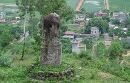 Giải mã bí ẩn cột đá Chùa Dạm, Bắc Ninh