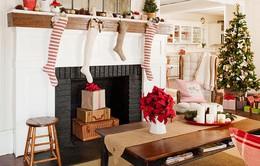Trang trí Noel cho tổ ấm