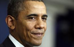 TT Mỹ Obama không chịu thừa nhận thất bại trong năm 2013