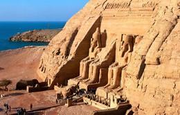 Abu Simbel - Ngôi đền đá nổi tiếng ở Ai Cập