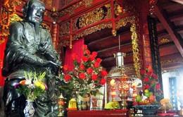Kỳ bí tượng Huyền Thiên Trấn Vũ đền Quán Thánh