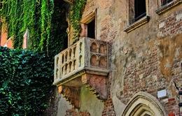 Ngôi nhà của nàng Juliet ở Verona, Italy