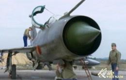 Ký ức Việt Nam: Cuộc đối đầu giữa MIG21 và B52 năm 1972