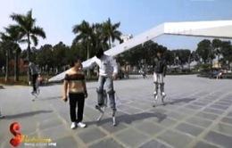 Cà kheo nhún - Thú chơi mới của giới trẻ