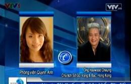 Chủ tịch sở giao dịch vàng bạc Hong Kong: 2014, giá vàng sẽ ổn định hơn