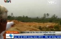 Quảng Nam: Nhiều dự án du lịch ven biển chậm triển khai