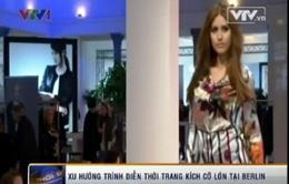 Show thời trang cho phụ nữ ngoại cỡ - Xu hướng mới ở Đức