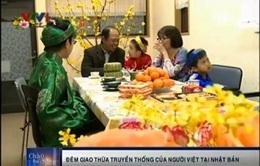 Giao thừa truyền thống của người Việt tại Nhật