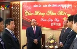 Phó Thủ tướng Nguyễn Xuân Phúc chúc Tết tại Đà Nẵng