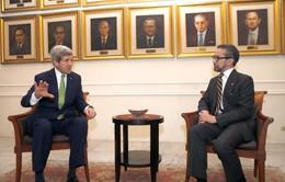 Ngoại trưởng Mỹ thăm Các tiểu vương quốc Arab thống nhất