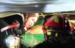 Hàn Quốc: Sập nhà làm 9 người tử vong