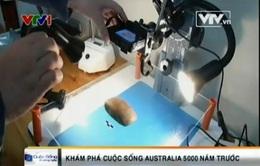 Khám phá cuộc sống Australia 5.000 năm trước