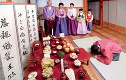 Chữ hiếu và phong tục thờ cúng trong văn hóa Hàn Quốc