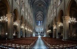 Diện mạo mới của nhà thờ Đức Bà Paris, Pháp