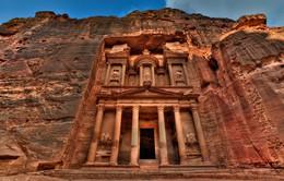 """Petra - """"Thành phố hoa hồng đỏ"""" của Jordan"""