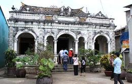 Ngôi nhà cổ 300 năm tuổi ở Cần Thơ