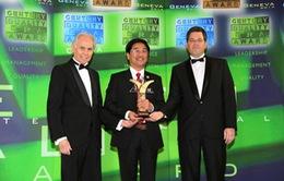 Hai sản phẩm nông sản Việt đoạt giải vàng Chất lượng quốc tế