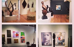 Triển lãm mỹ thuật của nghệ sĩ Tây Phi tại London, Anh