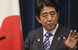 Thủ tướng Nhật quyết tâm thay đổi chính sách quốc phòng