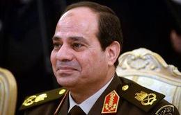 Thống tướng Al-Sisi chính thức tranh cử Tổng thống Ai Cập