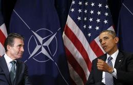 Mỹ và NATO cam kết tăng cường hợp tác quân sự với Ukraine
