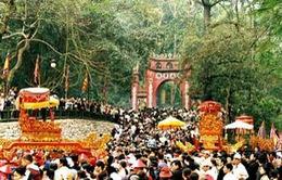 Giỗ tổ Hùng Vương sẽ được tổ chức ở 5 địa điểm