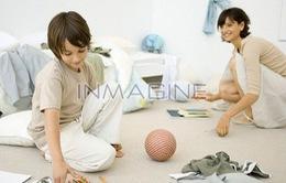 Phương pháp dạy con nề nếp từ nhỏ