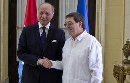 Ngoại trưởng Pháp thăm Cuba - Chuyến công du lịch sử