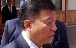 Trung, Hàn phản đối chuyến thăm đền Yasukuni của Bộ trưởng Nhật